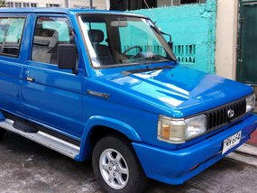 1994 Toyota Tamaraw Fx GL, Smooth Running Condition, Strong Dual Aircon for sale in Quezon City