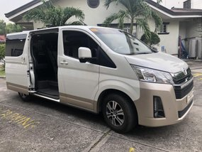 Selling Used Toyota Hiace 2019 at 5500 km in Paranaque