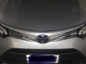 Used 2015 Toyota Vios Manual Gasoline for sale
