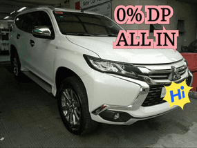 Selling Brand New Mitsubishi Montero Sport 2019 in Caloocan