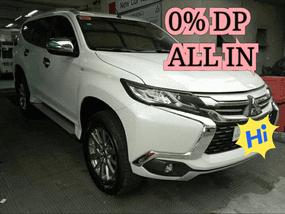 Selling Brand New Mitsubishi Montero Sport 2019 in Caloocan