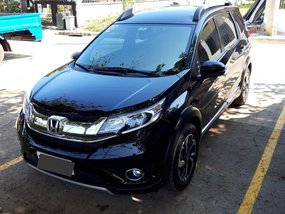 Selling Used Honda BR-V 2017 Automatic Gasoline in Cebu City