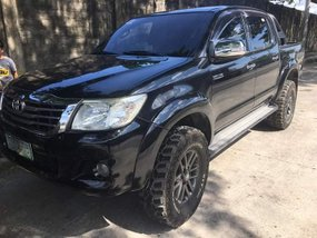 2012 Toyota Hilux G for sale in Pura