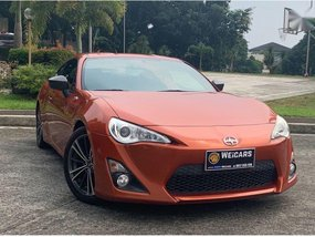 2013 Toyota 86 for sale in Quezon City
