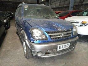 Sell Blue 2011 Mitsubishi Adventure at 33000 km