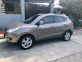 2011 Hyundai Tucson for sale in Quezon City