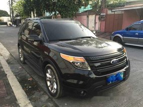 Black Ford Explorer 2012 Automatic Diesel for sale
