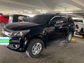 Sell Black 2017 Chevrolet Trailblazer Automatic Diesel at 15000 km