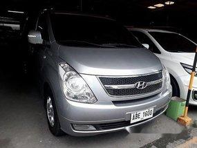 Sell Grey 2016 Hyundai Grand Starex in Pasig