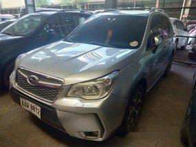 Silver Subaru Forester 2014 for sale in Makati