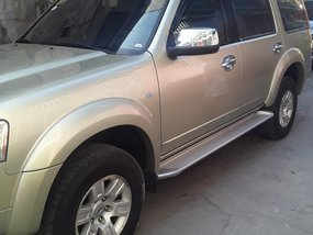 Used Ford Everest 2009 for sale in Pasig