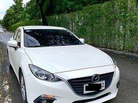 White Mazda 3 2015 Automatic Gasoline for sale