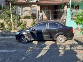 Used Chevrolet Aveo 2007 Automatic Gasoline for sale in Manila