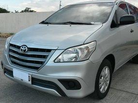 2015 Toyota INNOVA E for sale in Sison