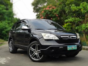 Black 2008 Honda Cr-V for sale in San Pablo