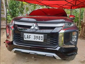Sell Used 2019 Mitsubishi Strada Automatic Gasoline in Davao City