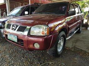 2004 Nissan Frontier Manual 4X2 Diesel for sale in Santiago
