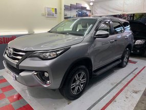 Used Toyota Fortuner 2018 for sale in Mandaue