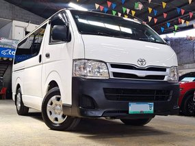 2013 Toyota HiAce Commuter 2.5 Diesel Manual LIMITED STOCK! for sale in Quezon City