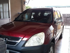 Used Honda CR-V 2003 for sale in Davao City
