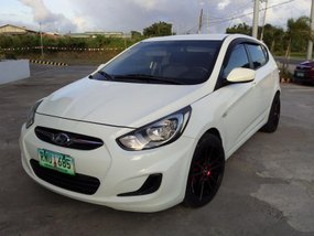 Used Hyundai Accent CRDi 2014 for sale Lucena City