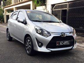 2017 Toyota Wigo G for sale in Quezon City