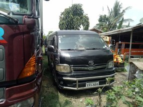 2012 Toyota Hiace for sale in Pasig