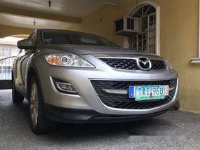 Selling Silver Mazda Cx-9 2011 Automatic Gasoline
