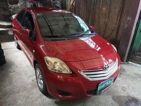 Used Toyota Vios 2012 Manual Gasoline for sale in Manila