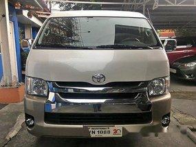 Used Toyota Hiace 2017 for sale in Makati
