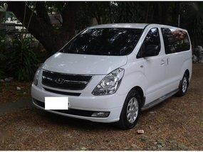 2013 Hyundai Starex CVX for sale in Quezon City