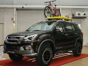 The all-new Isuzu Mu-X Boondock 2020: To be released this month