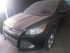Black Ford Escape 2015 at 87000 km for sale