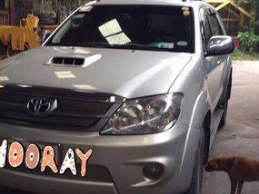 Toyota Fortuner 3.0V 2007 for sale in Malabon