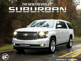 2019 Brand New Chevrolet Suburban for sale in Navotas