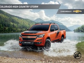 2019 Brand New Chevrolet Colorado for sale in Paranaque