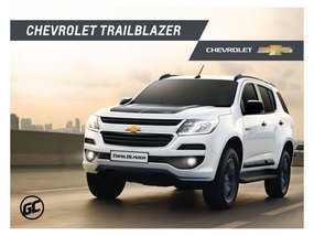 2019 Brand New Chevrolet Trailblazer for sale in Pasig