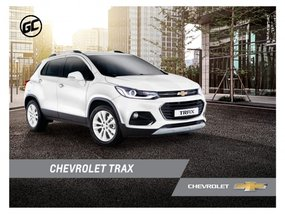 2019 Brand New Chevrolet Trax for sale in Pateros
