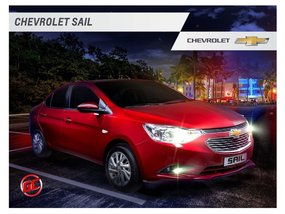 2019 Brand New Chevrolet Sail for sale in San Juan