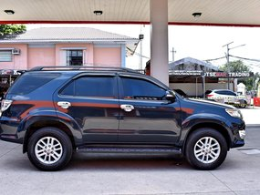 Used Toyota Fortuner G 2014 for sale in Manila