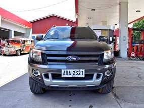 Used Ford Ranger Wildtrak 2015 for sale in Lemery