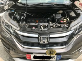 Used Honda CR-V 2016 for sale in Quezon City