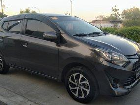 Toyota Wigo 2019 Automatic G not 2018 for sale in San Fernando