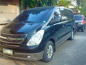 HYUNDAI STAREX VGT DIESEL ENGINE MATIC ALLPOWER 2011 MDL for sale in Quezon City