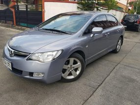 Used Honda Civic 1.8s matic 2007 for sale in Manila