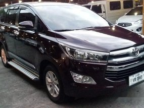 Used Toyota Innova 2017 Automatic Diesel at 24000 km for sale in Pasig