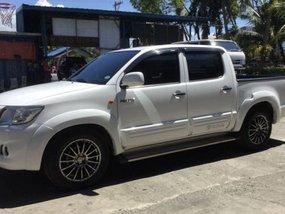 2014 Toyota Hilux for sale in Zamboanga
