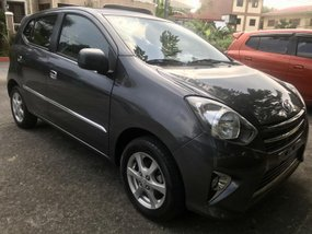 Toyota Wigo G 2017 automatic for sale in Bacoor