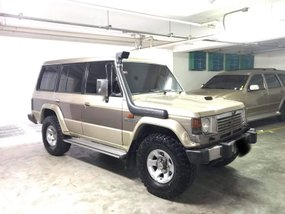 1990 Mitsubishi Pajero Gen 1 DIESEL for sale in Quezon City