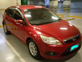 Used Ford Focus Hatchback 2009 for sale in Las Pinas